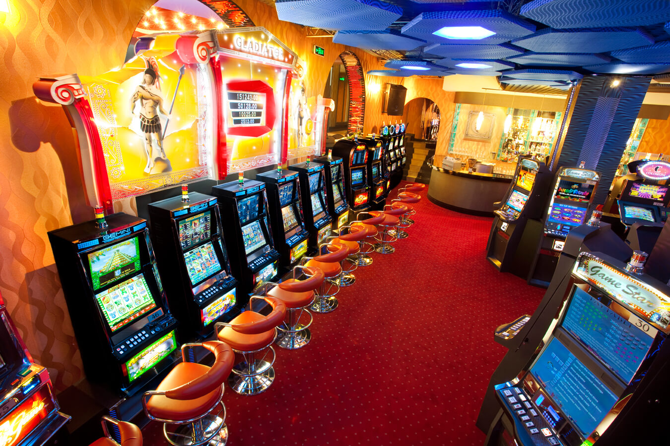 игровой клуб франк казино